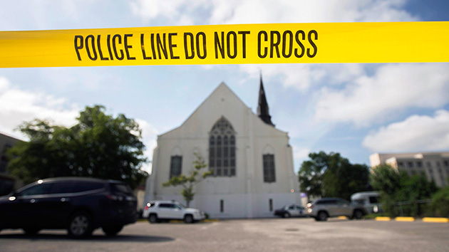 After receiving a strange phone call on June 17, 2015, Chris raced 25 miles from his house to Mother Emanuel AME church downtown.