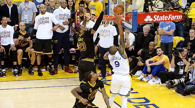NBA Finals: LeBron James, Cavs triumph against Warriors | SI.com