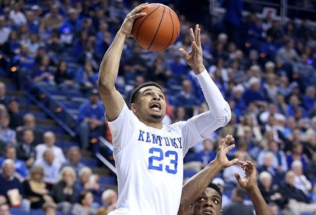 NBA draft: The education of Jamal Murray   SI.com