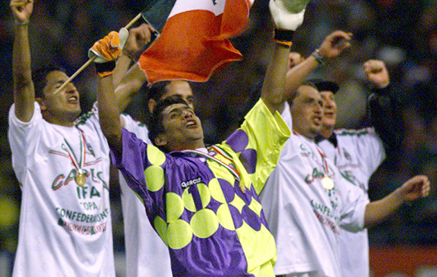 Campos says he wants to be remembered for his tenure with the Mexican national team, which included victory at the 1999 Confederations Cup.