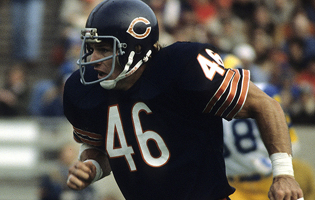 The Bears' iconic defense was named for safety Doug Plank's jersey number.