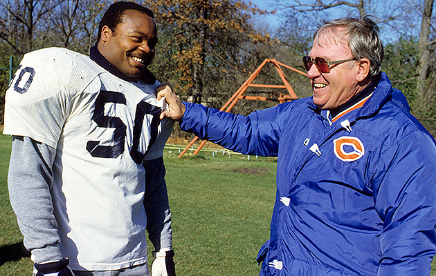 Mike Singletary credits Buddy Ryan for his Hall of Fame career.