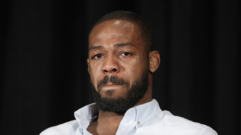 Jon Jones says he expects to be back in the Octagon really soon