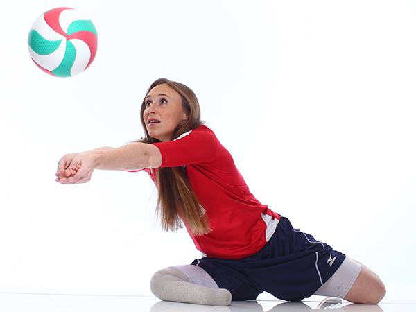Paralympic Volleyball - Bethany Zummo