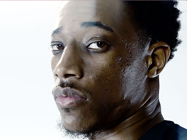Men's Basketball - Demar DeRozan