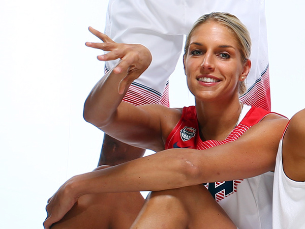 Women's Basketball - Elena Delle Donne