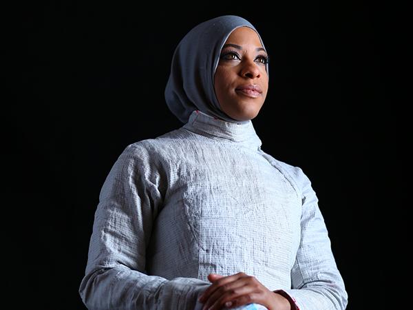 Fencing - Ibtihaj Muhammad