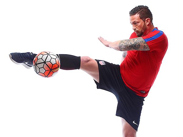 Paralympic Soccer - Seth Jahn