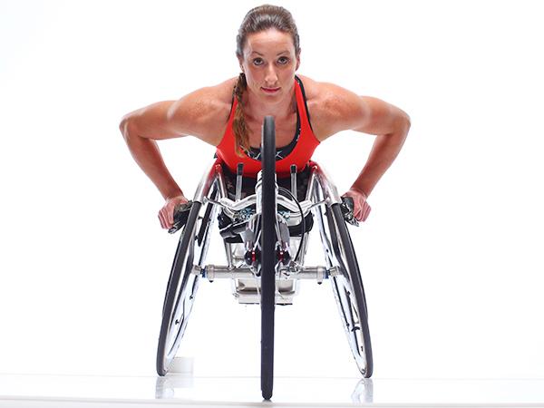Paralympic Track and Field - Tatyana McFadden