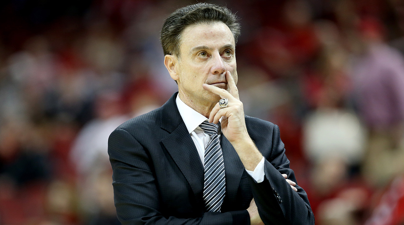 Louisville AD: School is waiting on NCAA investigation