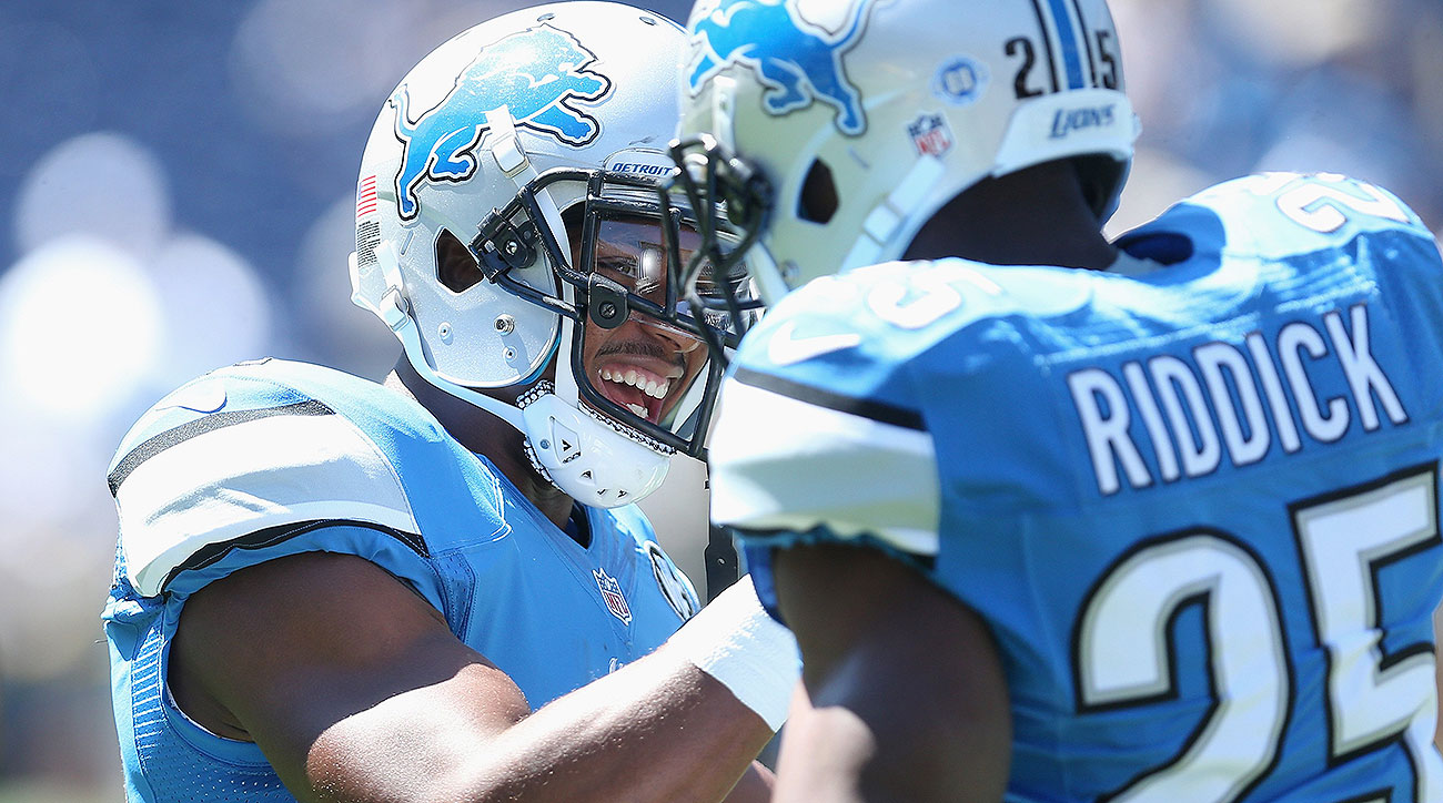 Fantasy experts debate Lions RBs, mid-round WRs and late-August sleepers