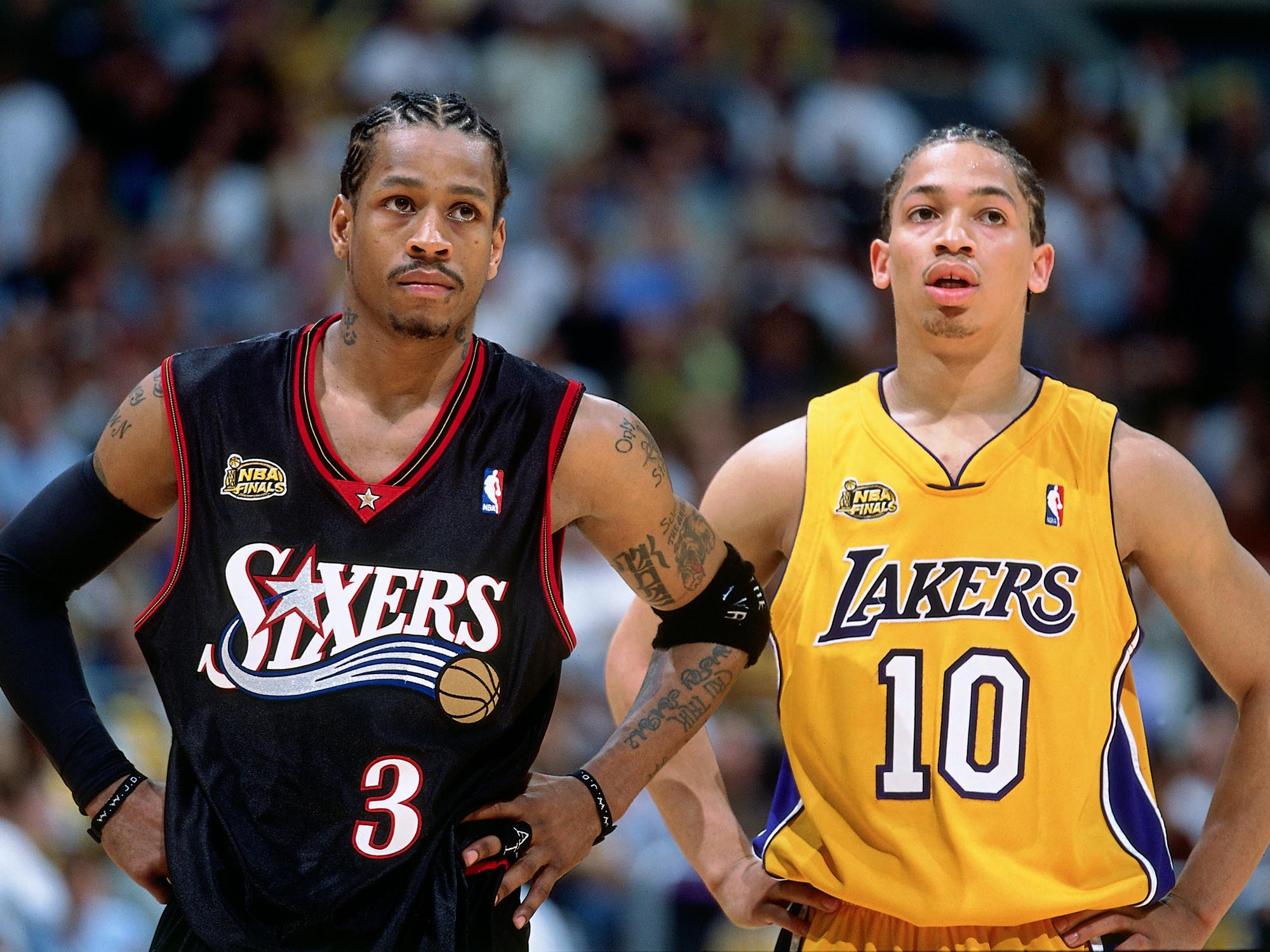 Which Allen Iverson moment stands out above the rest? | SI.com