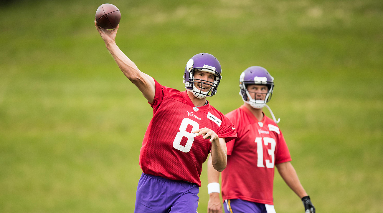 sam bradford The arizona cardinals have transformed their quarterback room in the offseason  they signed sam bradford and then they drafted josh rosen.
