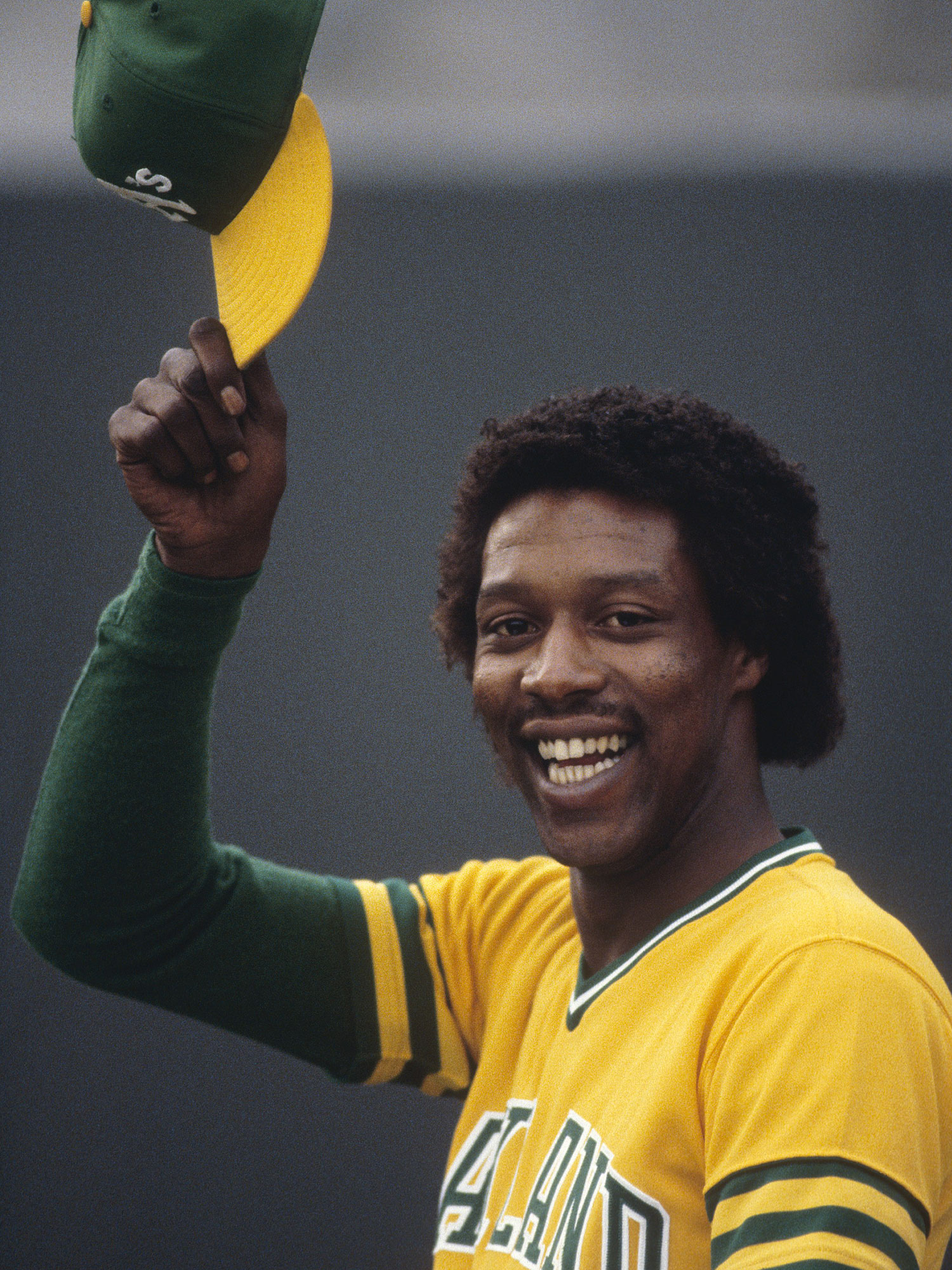 Mike Norris in 1980, the year he won 22 games for the A's.