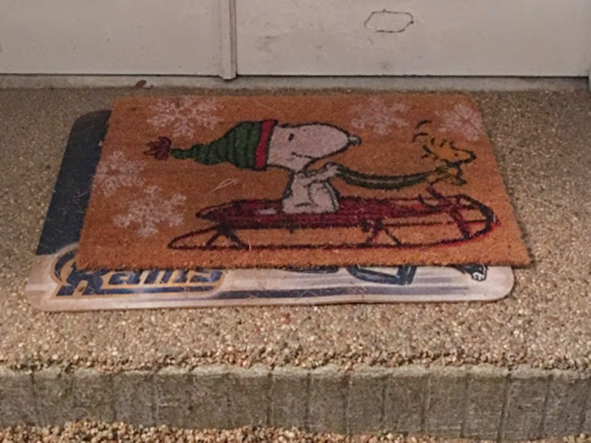 After the Rams skipped town, Bill Consoli found a new doormat.