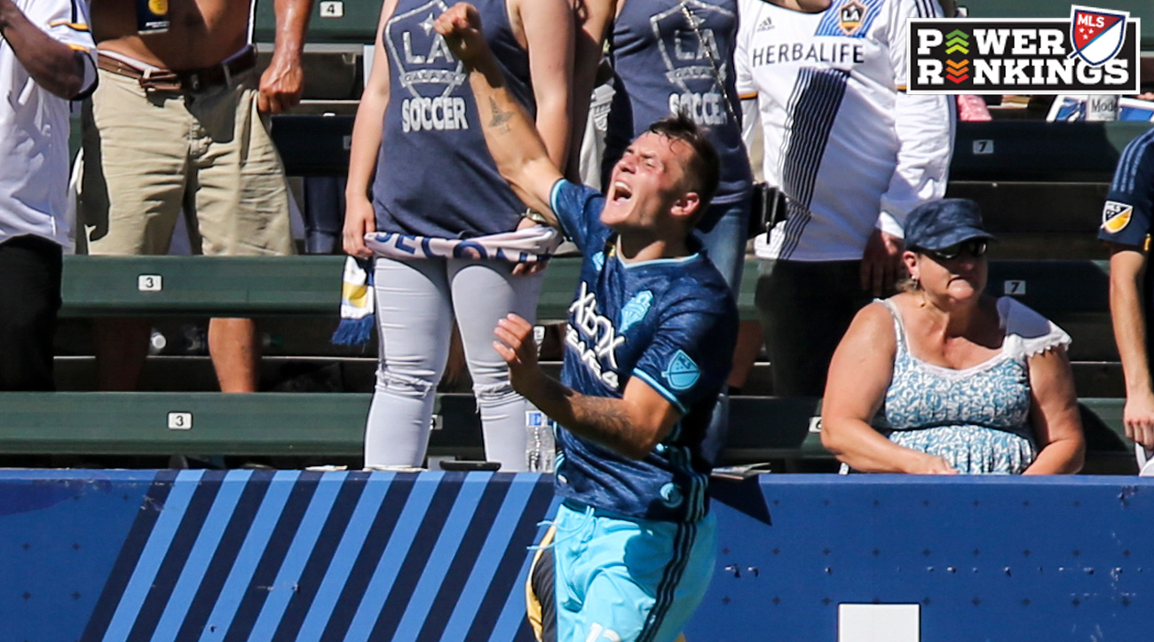 MLS Power Rankings Week 29: Rivals Seattle, Portland duel for playoff berth