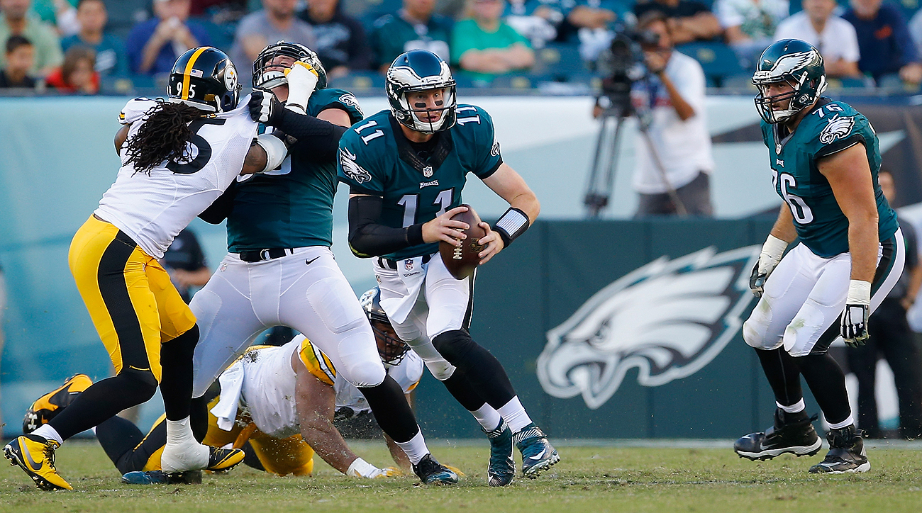Carson Wentz leads the young NFL quarterback revolution | The MMQB ...
