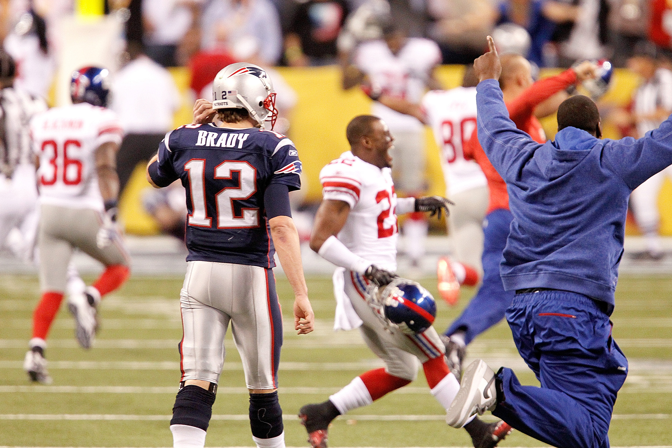 Why do Giants fans dislike Tom Brady so much? It's hard to say, considering New York is 2–0 in Super Bowls against Brady. But talk to almost any Giants fan about Brady, and you'll quickly sense the hatred.