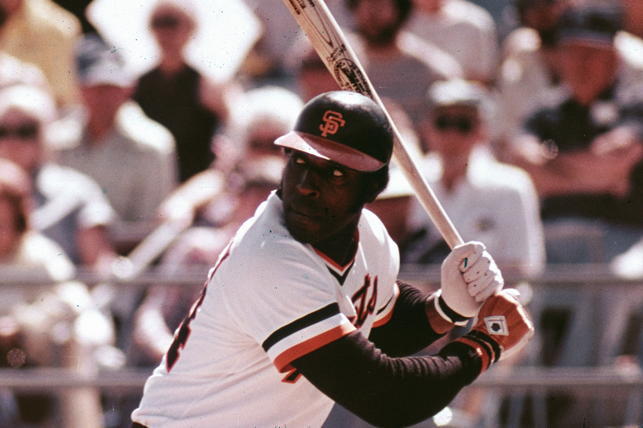 McCovey started his career with a bang, going 4 for 4 with two triples and 2 RBIs against future Hall-of-Famer Robin Roberts.