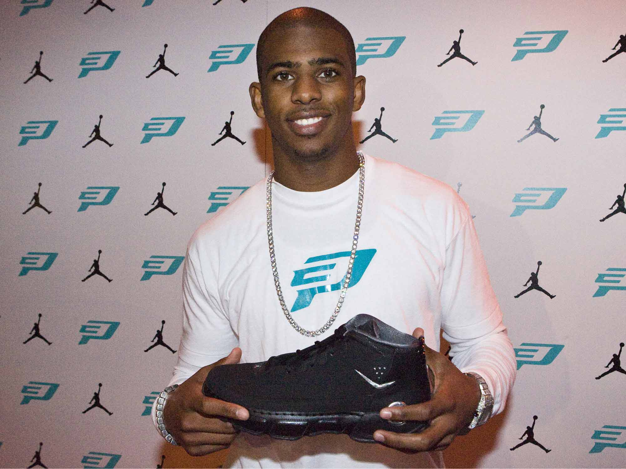 Image result for chris paul first sneaker deal