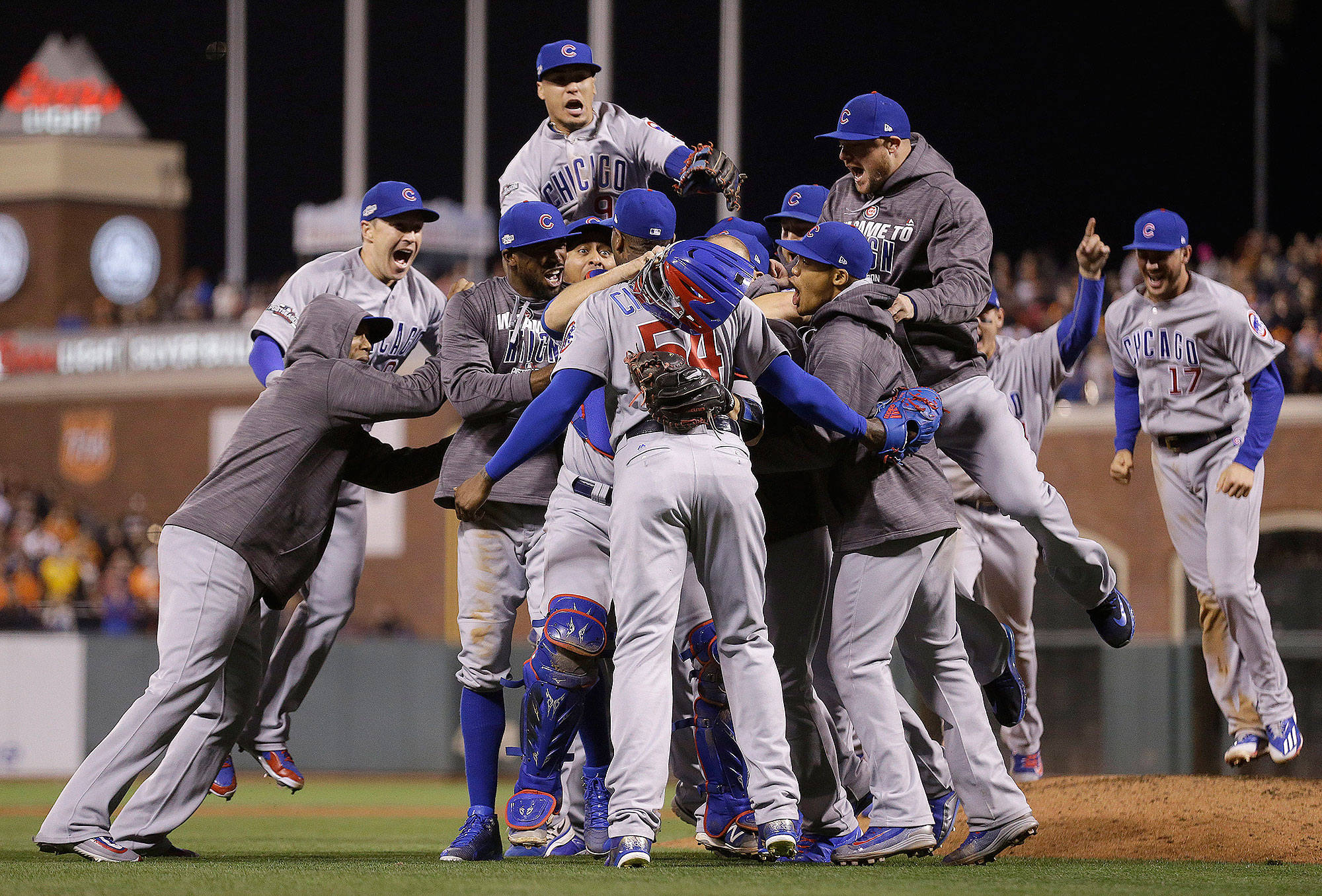 Of all the contingencies Roger Goodell has had to deal with, the Cubs being the favorite to win the World Series had to be the last one he considered. But the National League Championship Series set FS1 records on Sunday night against Football Night in America. But still, the ratings for the Sunday night game between the Colts and Texans did a 9.0/15 overnight rating, while Game 2 of the Dodgers/Cubs NLCS did a 5.0/8, so baseball still has a good amount of catching up to do. Alex Rodriguez told The Sporting News that MLB is loaded with young stars and has a window of opportunity to take over football. That's a nice sentiment if you love baseball, but this is a Cubs story—if the Dodgers advance to the World Series, they won't provide any extra competition on the ratings front.
