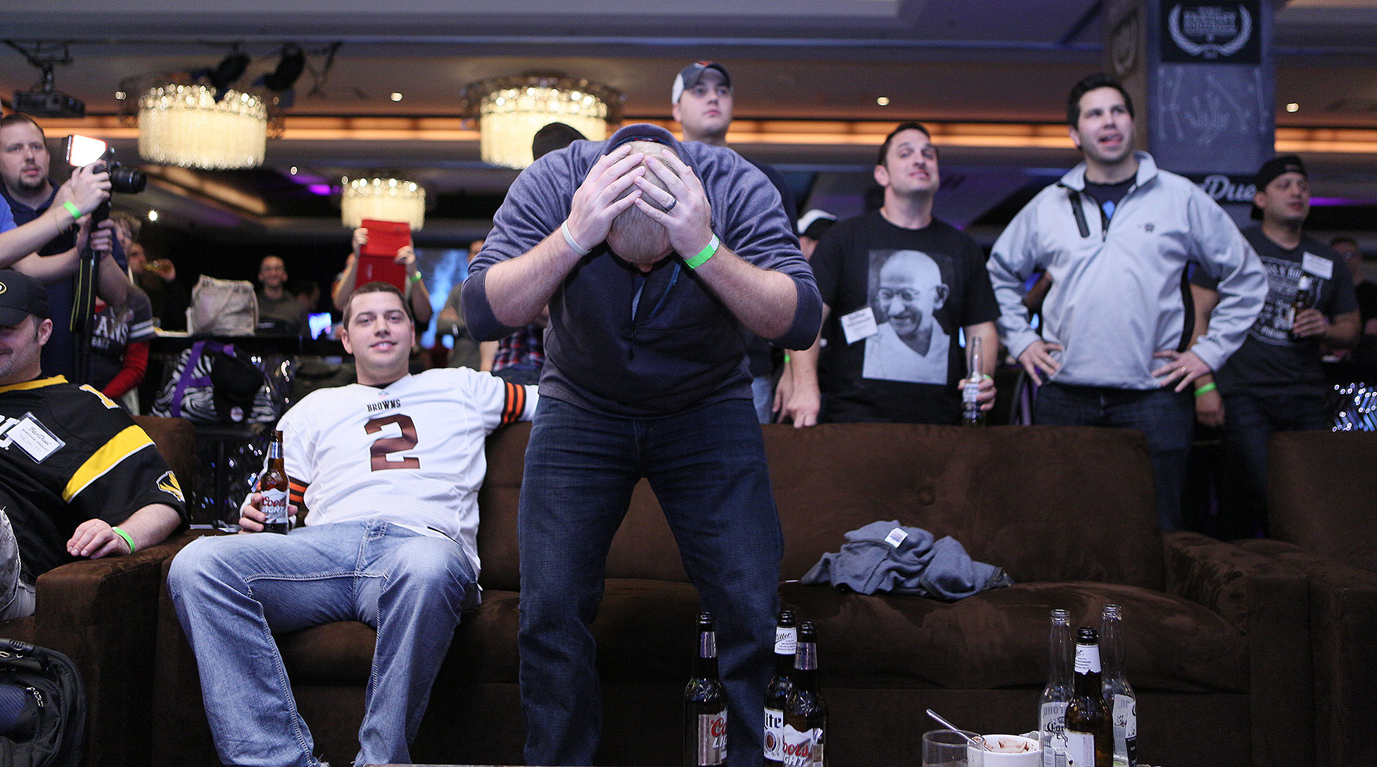 DFS almost certainly helped inflate the ratings to record highs last season, and legislative action limiting FanDuel and DraftKings in many states, plus the end of the daily ad blitz has cut into that boost this year. Fans who have money riding on certain games are more engaged and will watch more.