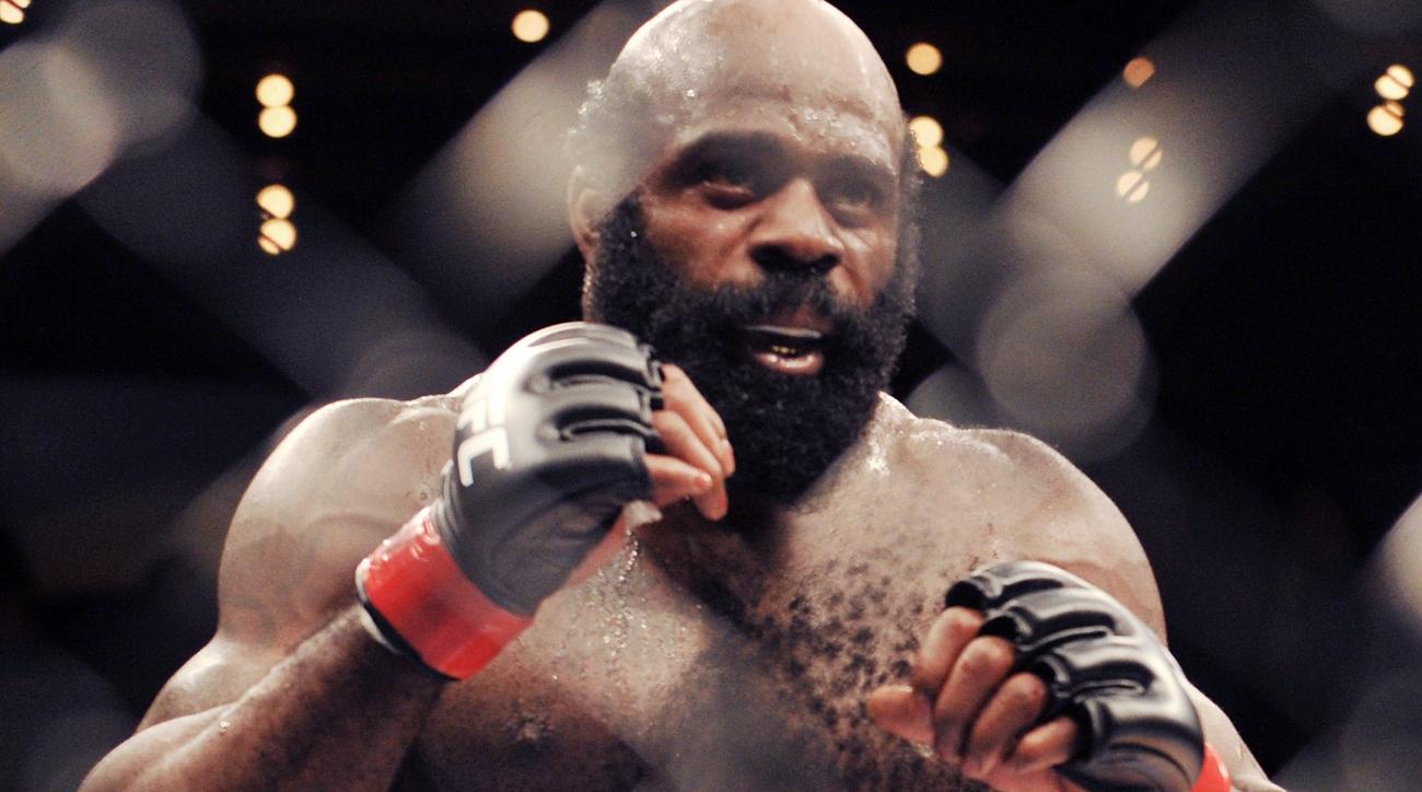 MMA debut for Kimbo Slice