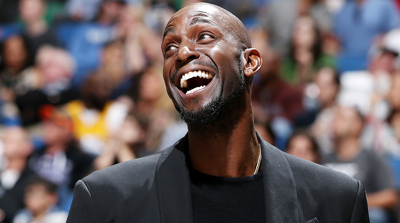 It looks like Kevin Garnett is joining TNT's NBA coverage