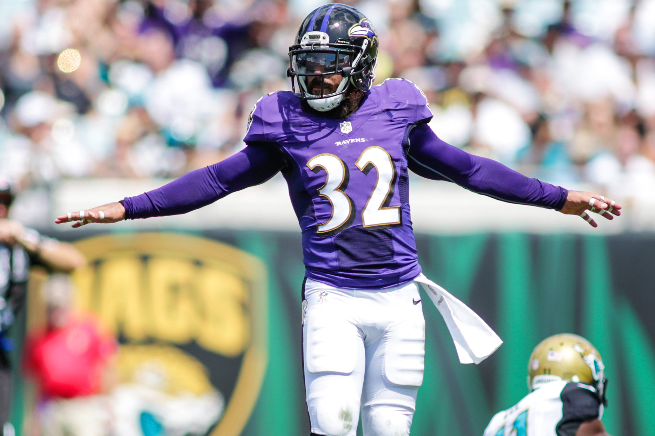 Weddle went through an ugly, public breakup with the Chargers, his long-time team, in the off-season, but he's showing them what they're missing in his new home in Baltimore. The Ravens have the No. 2 total defense in the league and the No. 5 passing defense, and Weddle has been a crucial acquisition for them.
