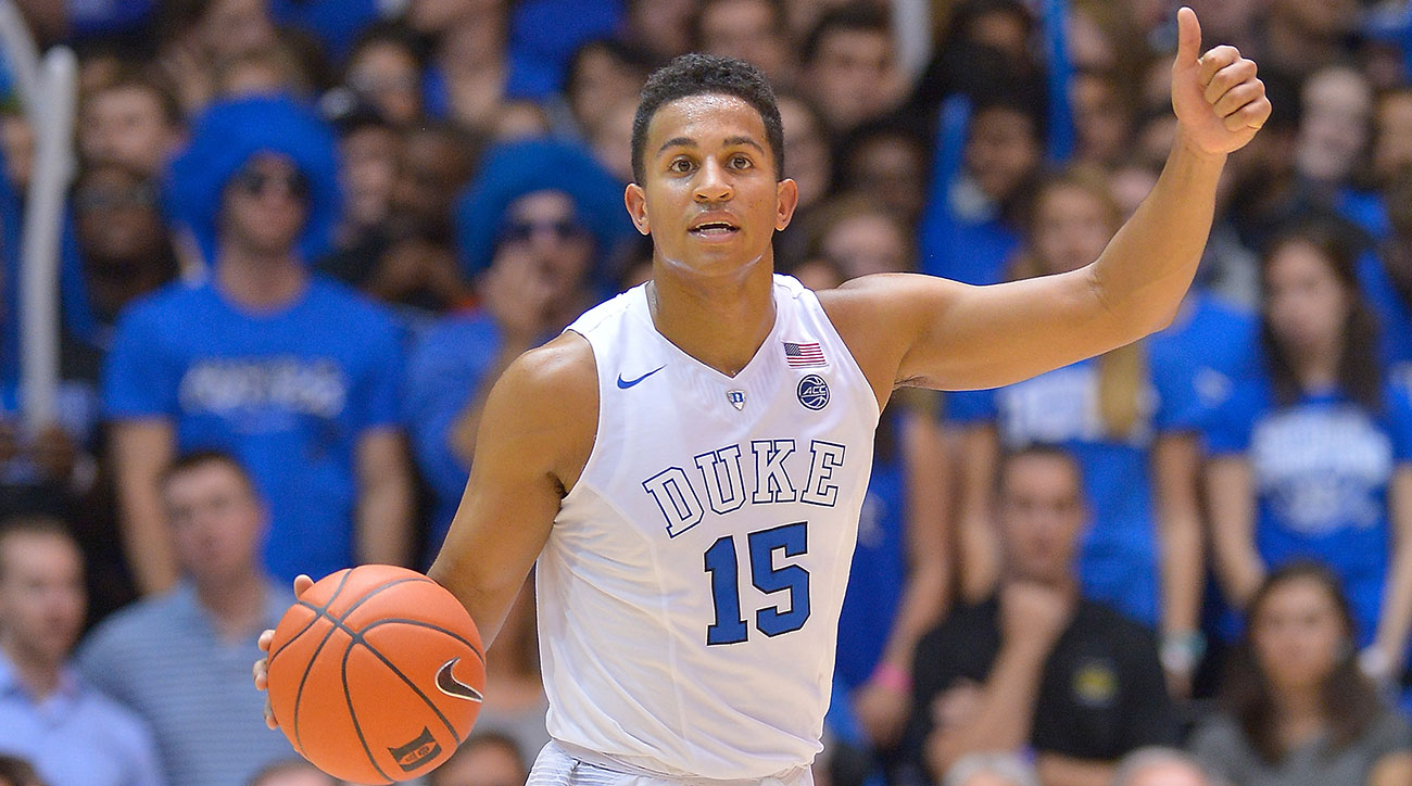 Duke gaining needed warmup to NCAA