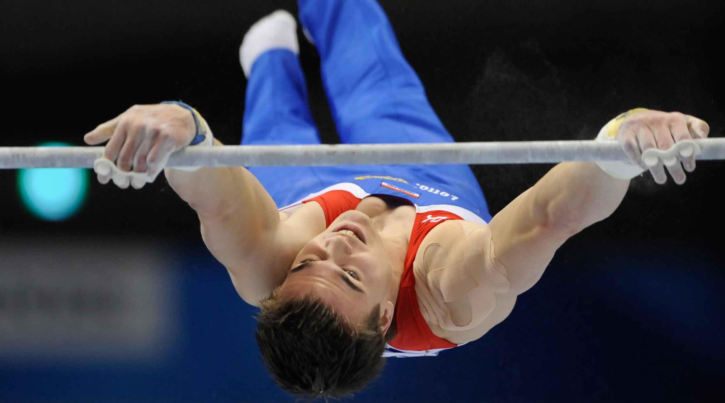 Shout out to Netherlands gymnastics.