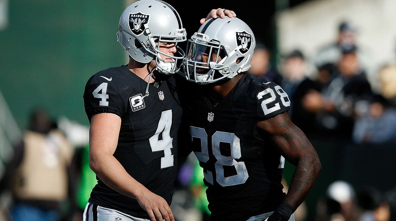 NFL odds: Raiders, Patriots both favored as AFC race heats up in Week 13