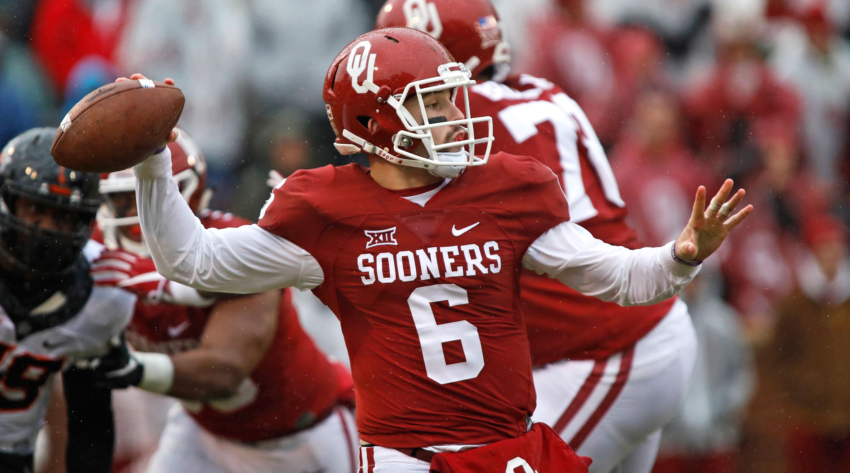 Baker Mayfield says he'll forgo NFL, return to Oklahoma next season