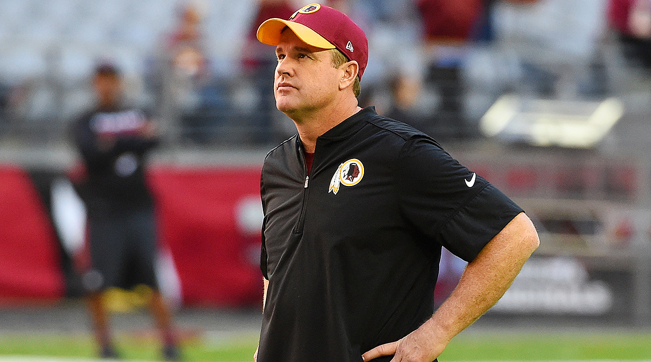 SEAT TEMPERATURE: COMFORTABLE—Without a doubt, Gruden is much closer to safety than a scorching seat, but...well, Dan Snyder still owns the team. He's unpredictable. Gruden won the division last season and has helped turn Kirk Cousins into a franchise tag-worthy QB, but sliding out of the playoffs this year could make him at least a tad uncomfortable.