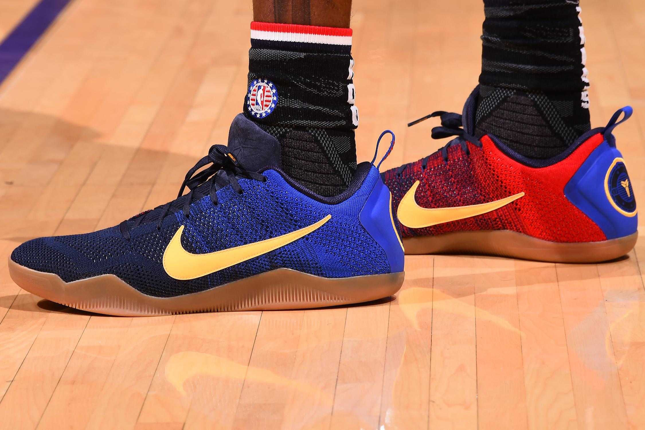 Nike Kobe XI Elite worn by Andre Iguodala