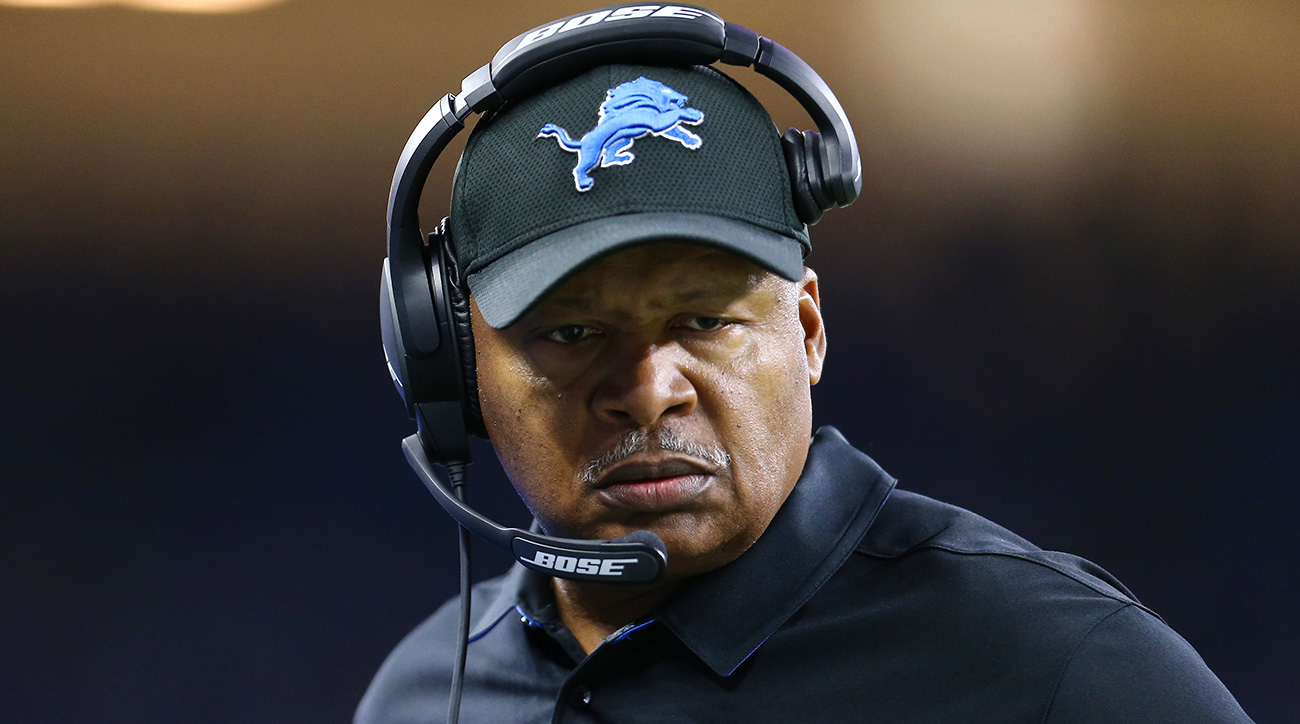 SEAT TEMPERATURE: COMFORTABLE (FOR NOW)—The final three games of the regular season could determine what happens with Caldwell. The Lions are sitting atop the NFC North and with first-round bye position right now, at 9–4, but what if they wrap the regular season at 9–7 and just miss the playoffs? Even with a postseason trip and a loss, it's conceivable that first-year GM Bob Quinn would want to handpick his own hire—ex-GM Martin Mayhew brought in Caldwell. Quinn's ties to a pair of coaching candidates in New England, O.C. Josh McDaniels and D.C. Matt Patricia, could come into play here.