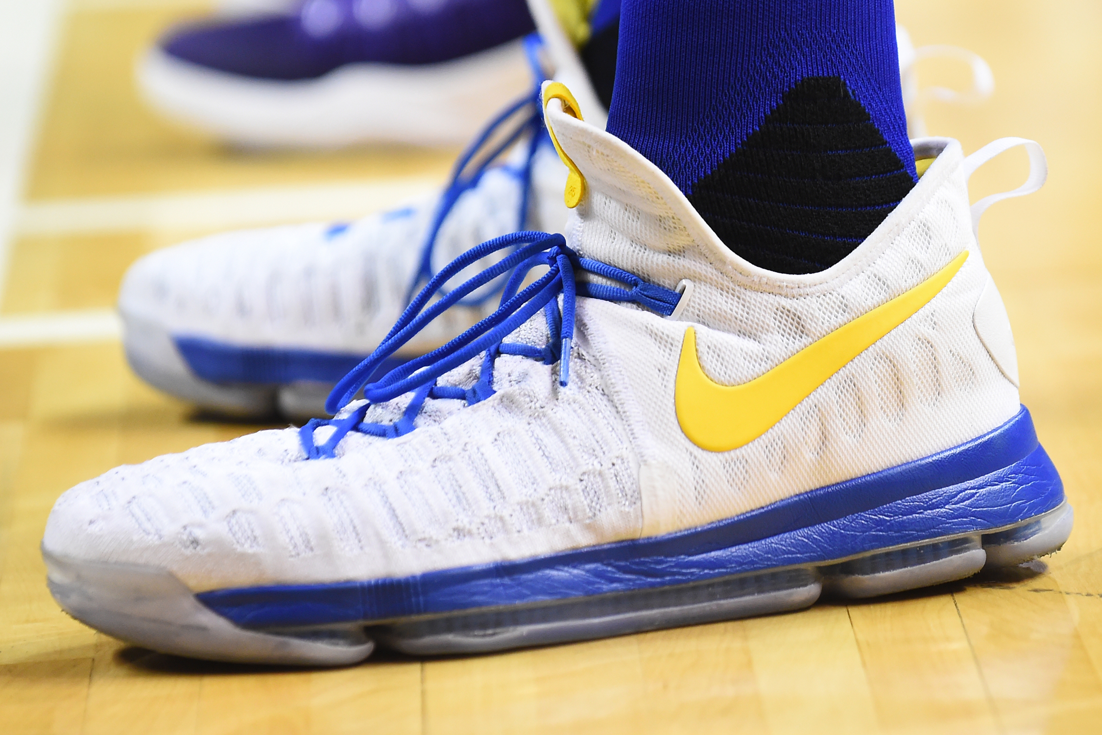 Nike Zoom KD 9 worn by Kevin Durant