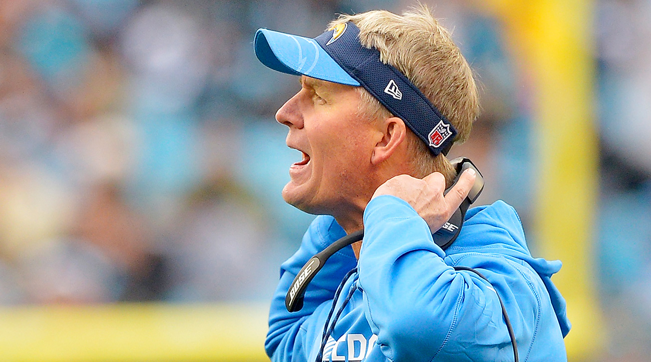 SEAT TEMPERATURE: ON FIRE — The Chargers never throw in the towel. At some point, that's not enough, regardless of how many injuries a team has suffered, for a coach to hang onto his post. San Diego made the playoffs and won a game there in McCoy's first season (2013), but it is 18-28 since and eliminated from postseason contention this year. The continued rumors of relocation, likely to L.A. if it happens, also may work against McCoy. If the Chargers want a fresh start, they can't have one with a coach who's been stuck in the mud for multiple seasons.