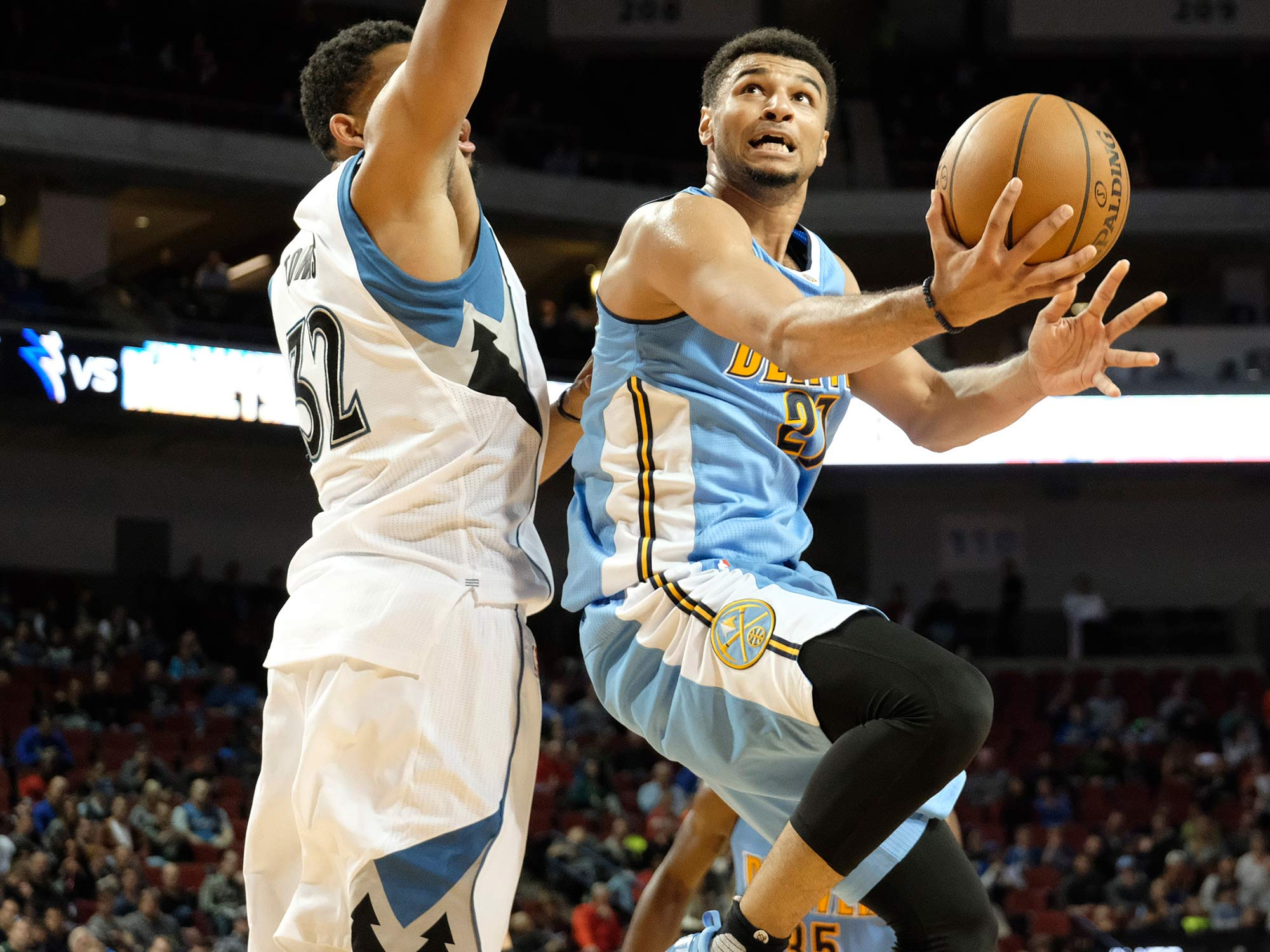 Jamal Murray Finds His Stroke With The Nuggets | SI.com