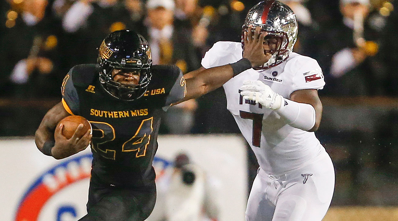 The Sun Belt Defensive Player of the Year, Dillard helped key Troy's surprisingly stout defense, which held almost every opponent at its level in check and put a scare into Clemson in the second week of the season. Speed off the edge is his moneymaker, but he will face quality of competition questions from here on.