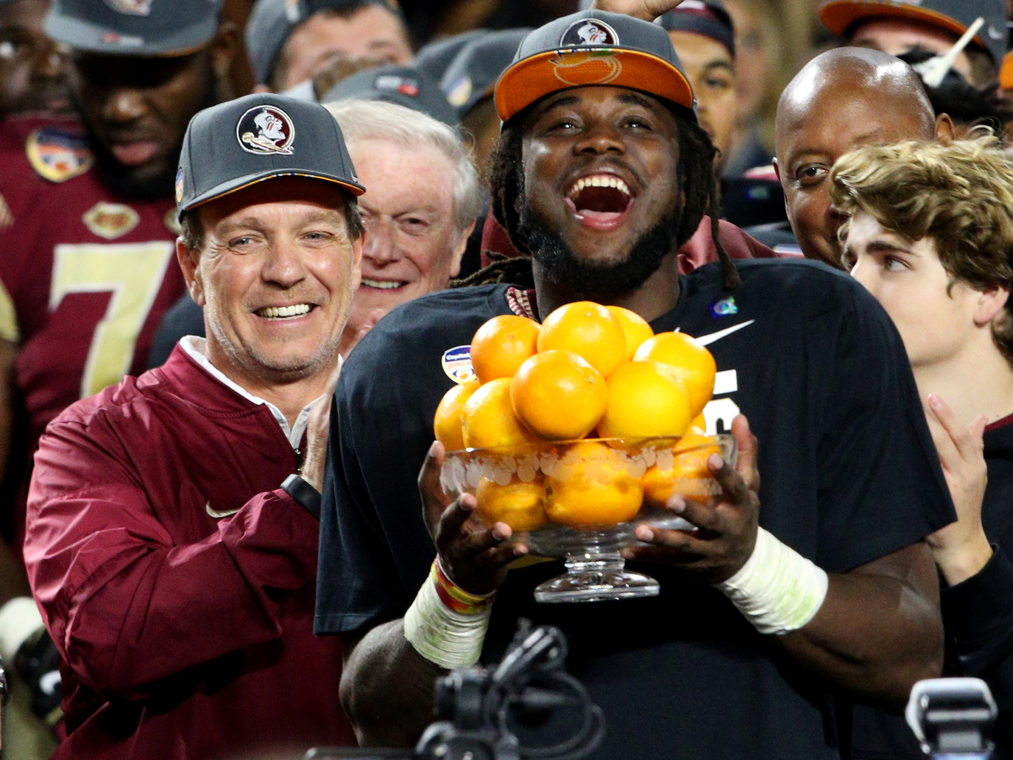 Thoughts on a insane Orange Bowl