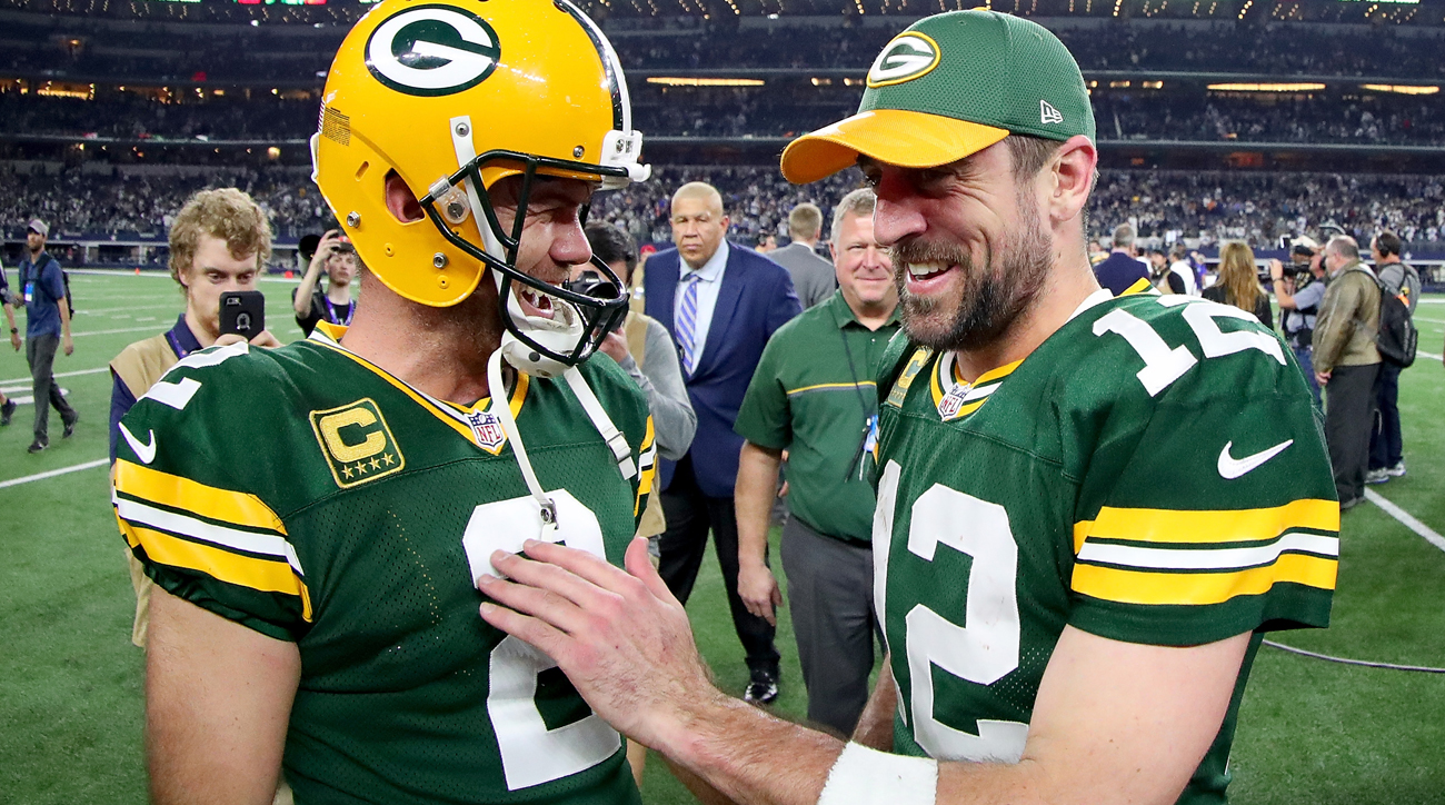 Mmqb Crosby Rodgers Aaron Leads Epic Packers