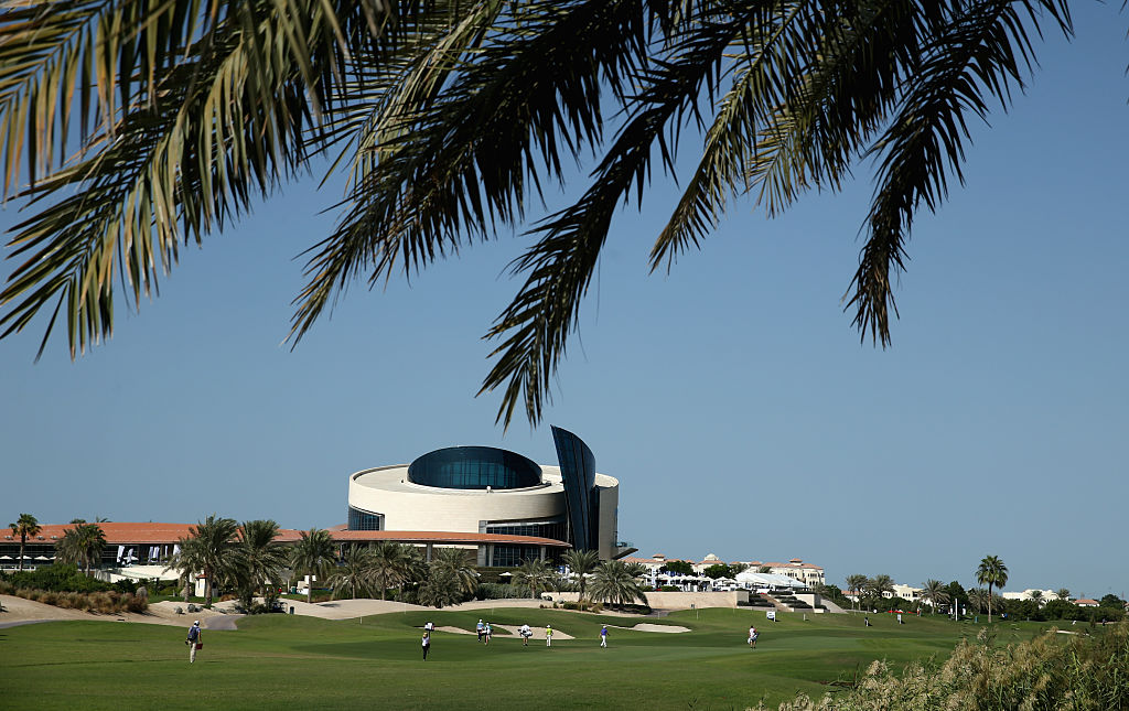 """Hewn from the flat desert floor in 2005 by Robert Trent Jones II, Al Badia debuted as the Four Seasons Dubai , near the remarkable Dubai Festival City. Now part of the InterContinental Hotel Dubai, the 7,300-yard layout is better than ever, thanks to a """"river of sand"""" design element  and multiple lakes that add beauty and menace at such strategic gems as the par-4 sixth, par-4 ninth and par-5 18th."""