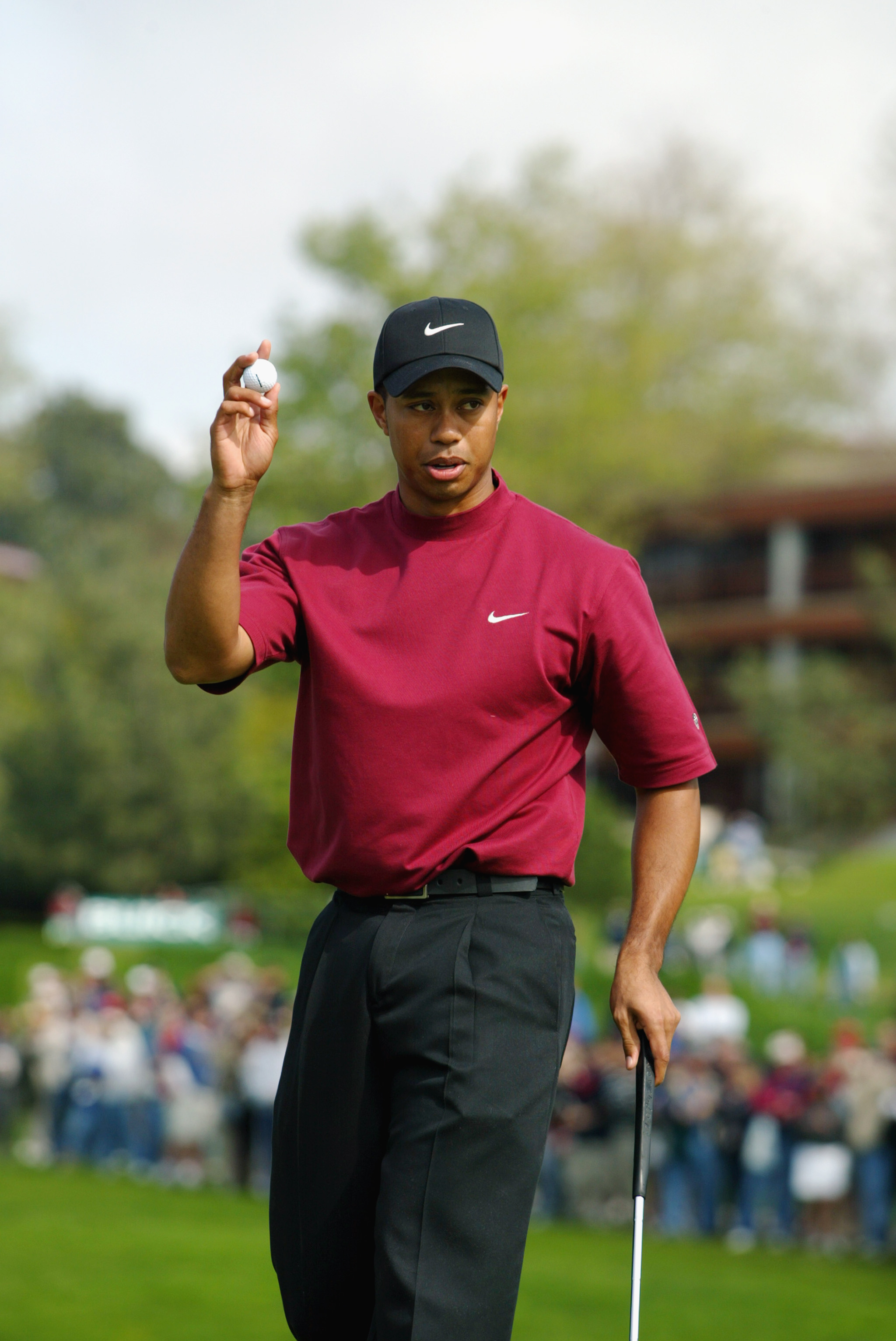 Tiger Woods won the 2003 Buick Invitational just three months after undergoing knee surgery.