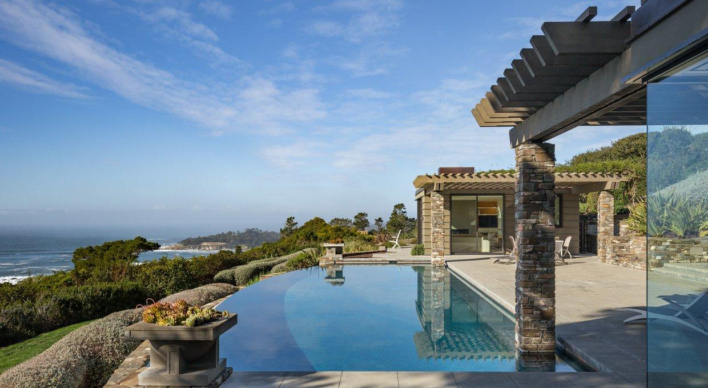 This stunning Pebble Beach home is a golfer's dream.