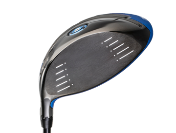 It's the club's greatest strength and one of the better performers in the category; a definite fairway finder; minimal sidespin prevents serious damage on misses; heel and toe hits correct nicely and still get out there a good ways.