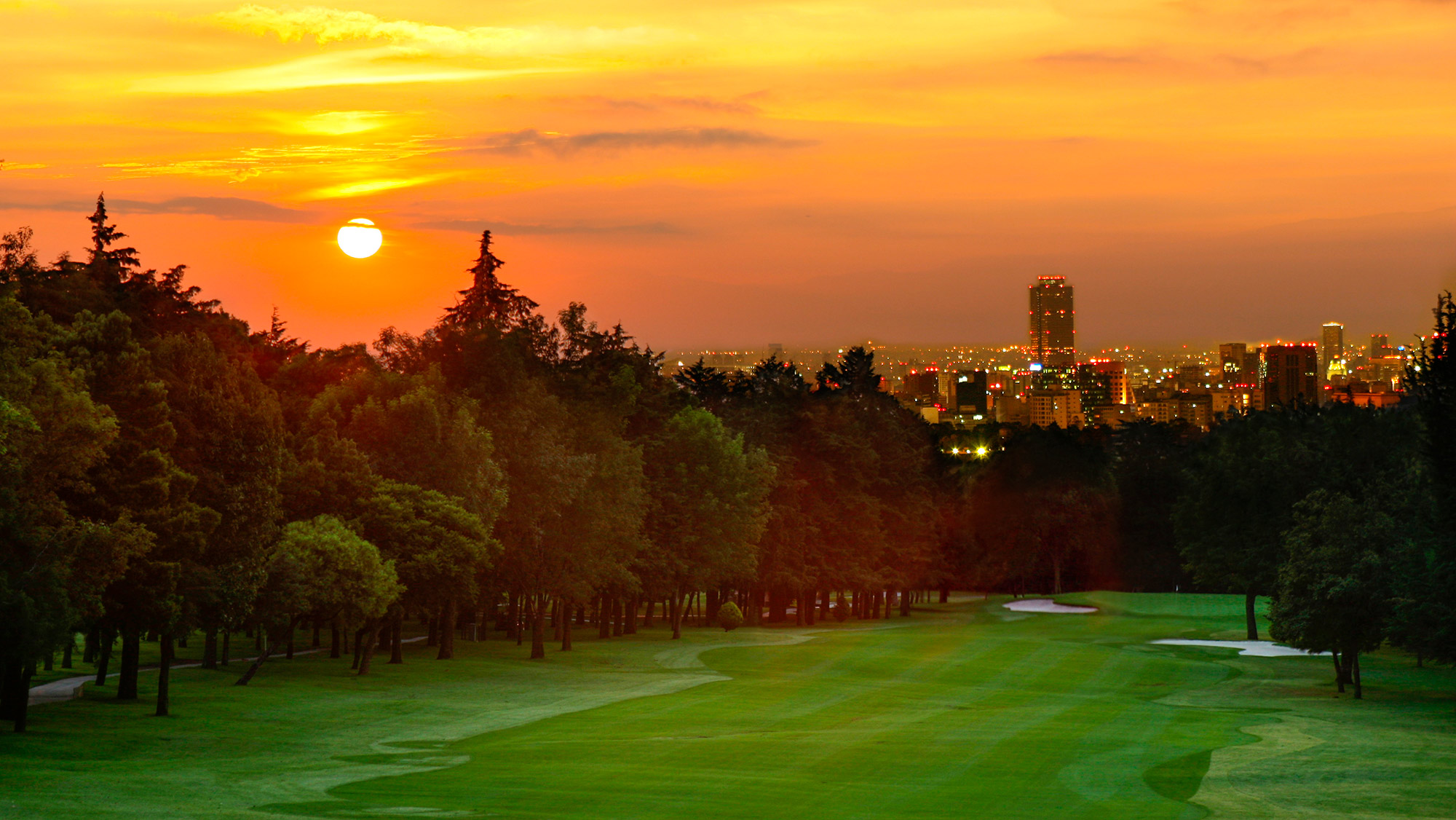 "This month, the WGC-Mexico Championship will introduce Tour players to this venerable, tree-lined 1920s track near Mexico City, which boasts slender fairways, uphill closing holes and compelling views of the capital (aka ""The City of Palaces""). Roberto De Vicenzo, Ben Crenshaw and Jay Haas all won Mexican Open titles here."