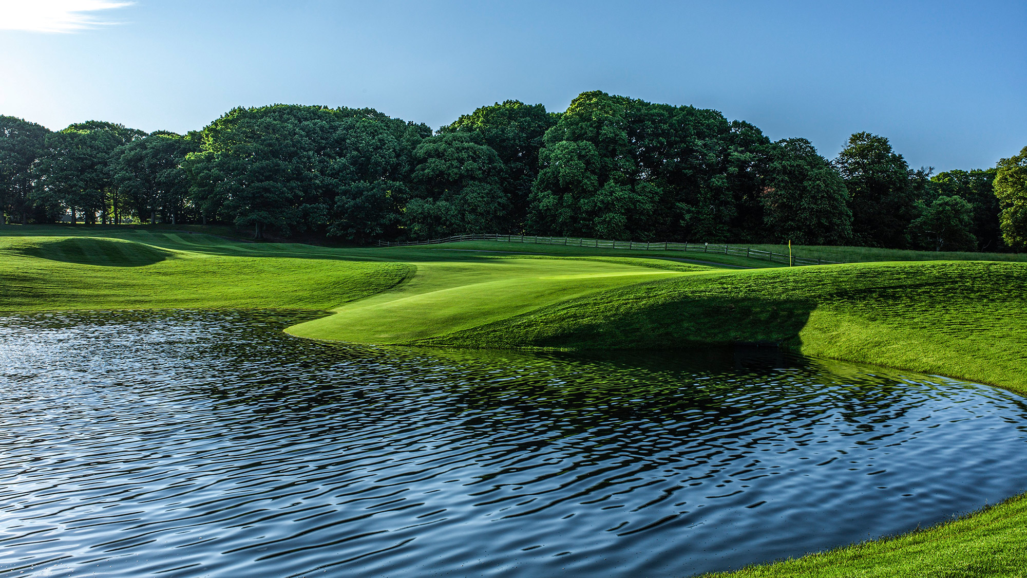 Northern Trust replaces Barclays as title sponsor of the first FedEx Cup Playoff event, in late August, at Long Island's Glen Oaks Club. The 1971 Joe Finger design was reworked by Joel Weiman and boasts superb conditioning, courtesy of superintendent Craig Currier, who formerly tended the blades at Bethpage Black.