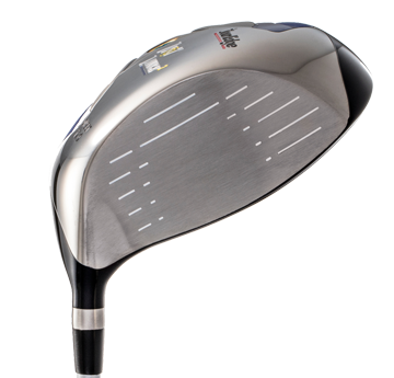 Its strongest attribute — a fairly straight shooter; consistently corrects for fades and produces gentle draws; offset helps eliminate the right side of the course.