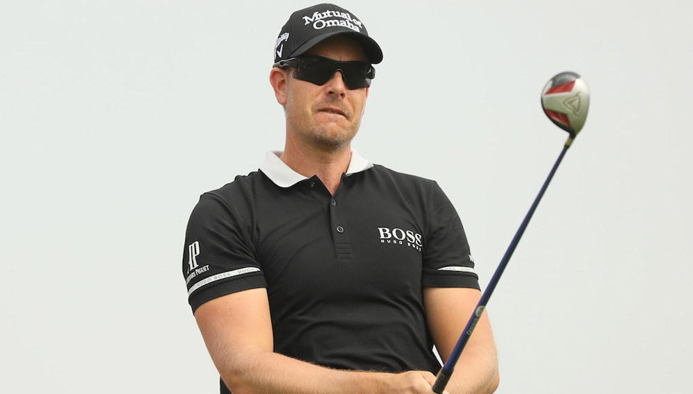 """Stenson calls it """"an old trusty."""" We call it a Callaway Diablo Octane Tour, a design that dates to 2008. By today's standards, it's practically a relic, but Stenson can hit it 290-plus, a pretty gaudy distance, even in this high-octane age, and it was a huge part of his British Open win last summer. (Earlier this month, Stenson swapped out the Diablo for a newer Callaway model, from the Epic line. But don't count out Old Trusty just yet. """"We'll see if it stays in or if the old one comes back,"""" the Swede joked.)"""
